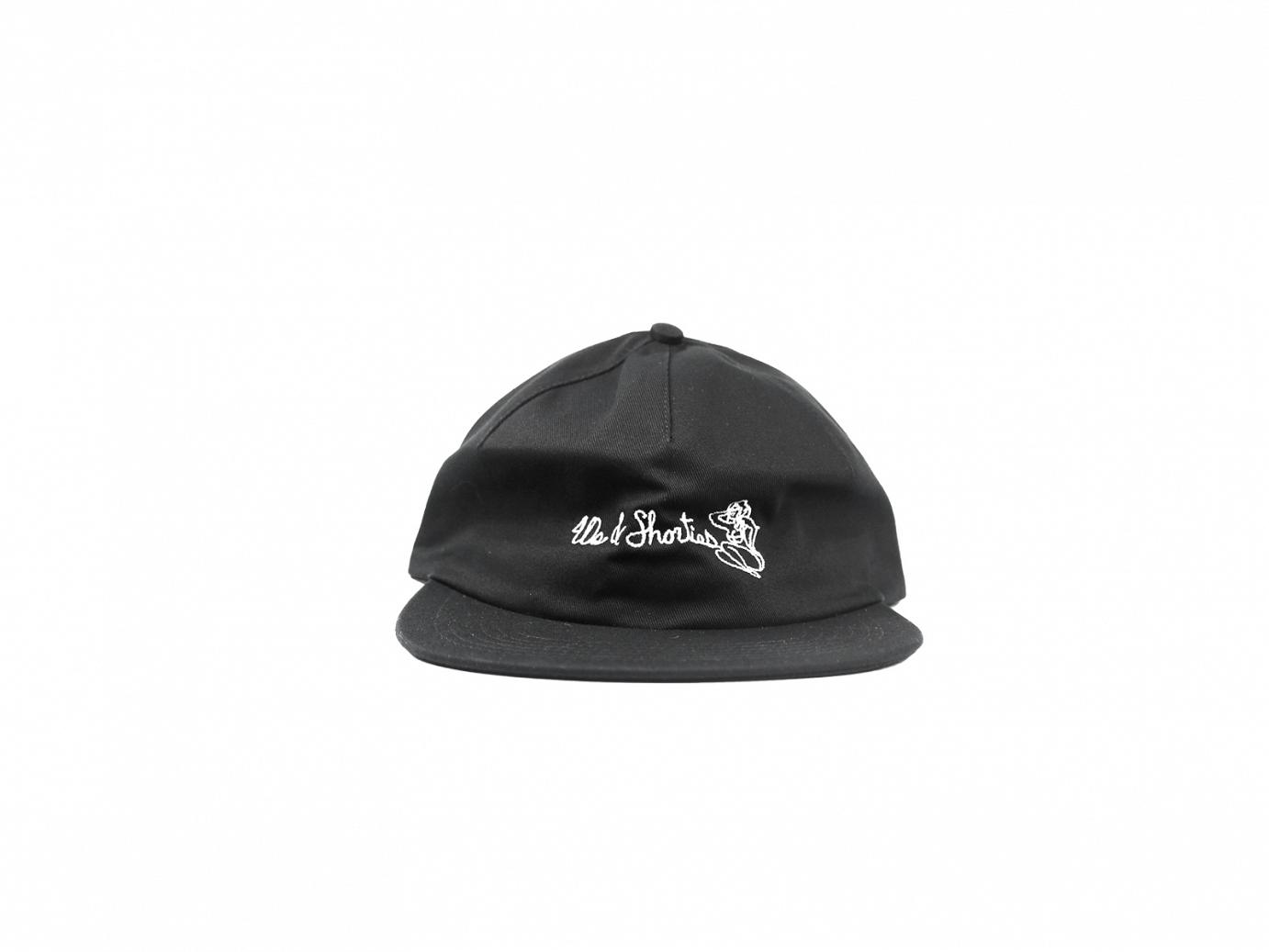 40S & SHORTIES SCRIBBLE GIRL 2 PANEL CAP