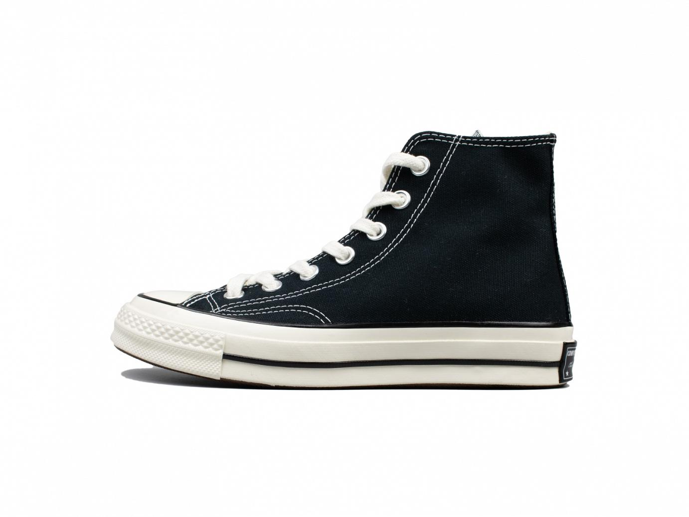 Chuck Taylor All Star Hi 70 Black New 162050c