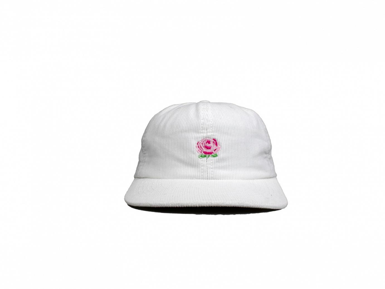 rose 6 panel cap